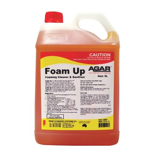 Foam Up - Foaming Sanitiser