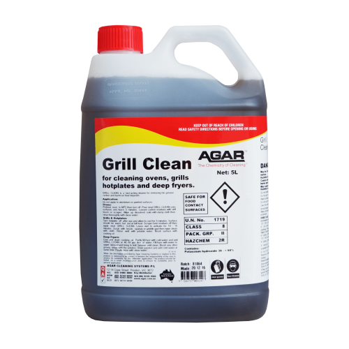 Grill Clean Agar Cleaning Systems Pty Ltd Commercial