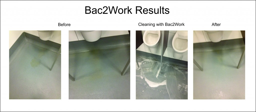Bac2Work Results - Biological Cleaner