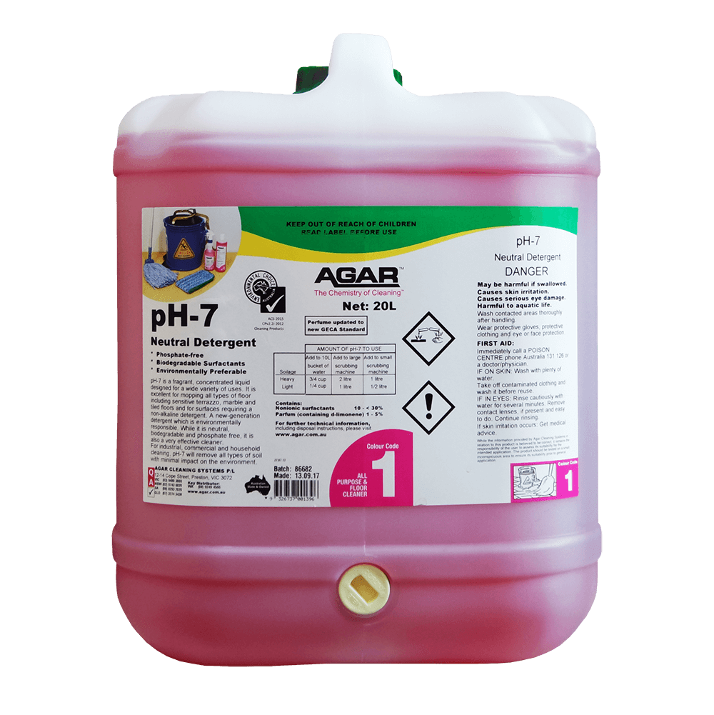 pH-7 20L