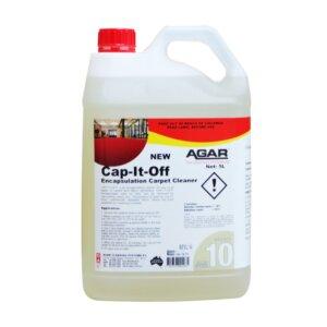 Cap-It-Off - Carpet Cleaner
