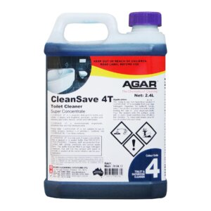 CleanSave 4T - Bathroom Cleaner