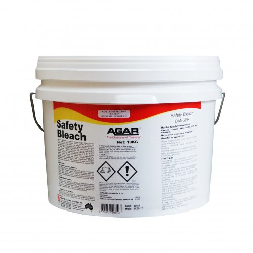 Safety Bleach Agar Cleaning Systems Pty Ltd Commercial