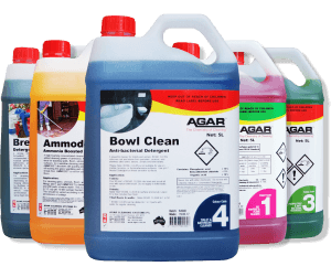 Commercial cleaning products Adelaide