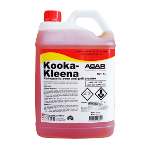 Kooka-Kleena - Oven / Grill Cleaner