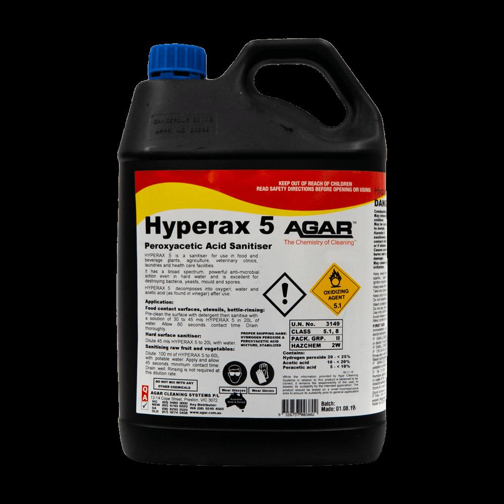 Hyperax 5